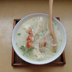 梭子蟹粥的做法[图]