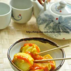 咖喱魚蛋的做法[圖]