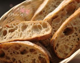 东欧土豆黑麦面包