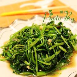 峇拉煎炒空心菜的做法[图]