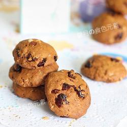 蔓越莓饼干的做法[图]