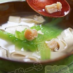 干贝苦瓜汤的做法[图]