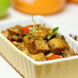 三文鱼炖豆腐的做法[图]