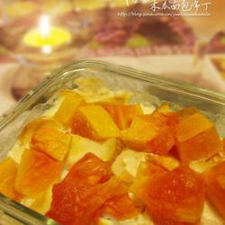 木瓜面包布丁的做法[图]