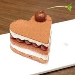 樱桃甜心提拉米苏的做法[图]
