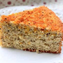 橙香红茶海绵蛋糕的做法[图]