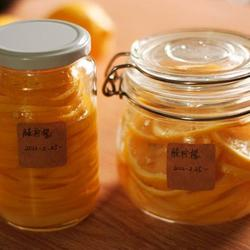 腌柠檬以及柠檬红茶的做法[图]