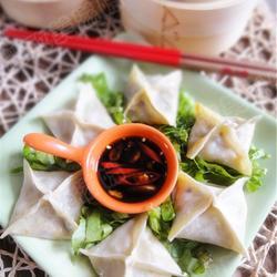 素馅方蒸饺的做法[图]
