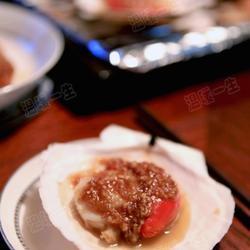 蒜香蚝油烤扇贝的做法[图]