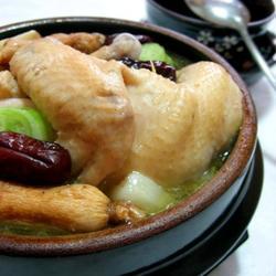 韩式人参鸡的做法[图]