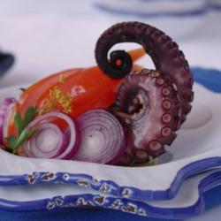 章鱼沙律的做法[图]