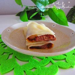 熏肉蒸饼的做法[图]