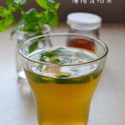 薄荷青桔茶的做法[图]