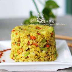 咖喱糙米饭的做法[图]