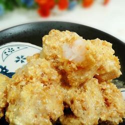 香酥蛋黃蝦的做法[圖]