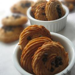 奶香草莓巧克力饼干的做法[图]