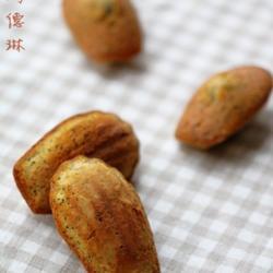 红茶玛德琳的做法[图]