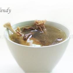 红菇老鸭汤的做法[图]