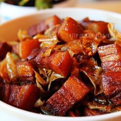 豆腐皮燒肉的做法[圖]