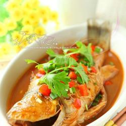 肉末啤酒鲈鱼的做法[图]