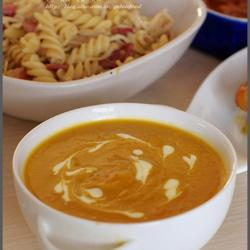 南瓜奶油浓汤的做法[图]