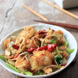 干锅豆腐鱼的做法[图]