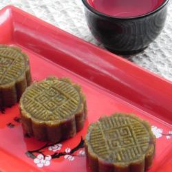 豆沙綠豆糕的做法[圖]