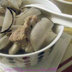 海底椰参贝瘦肉汤的做法[图]