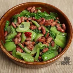 苦菜酥红豆的做法[图]