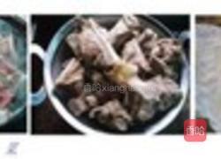 红烧粉条干干贝炖排骨豆角吃多了拉肚子图片