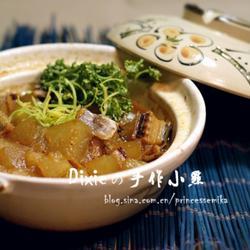 鳗鱼干冬瓜煲的做法[图]