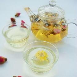 菊花玫瑰茶的做法[图]