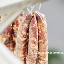 红曲香肠的做法[图]