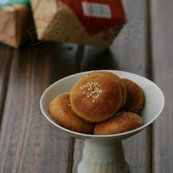 豆沙荞麦饼的做法[图]
