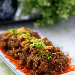 咖喱粉蒸肉的做法[图]