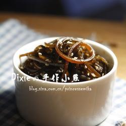香菇昆布佃煮的做法[图]