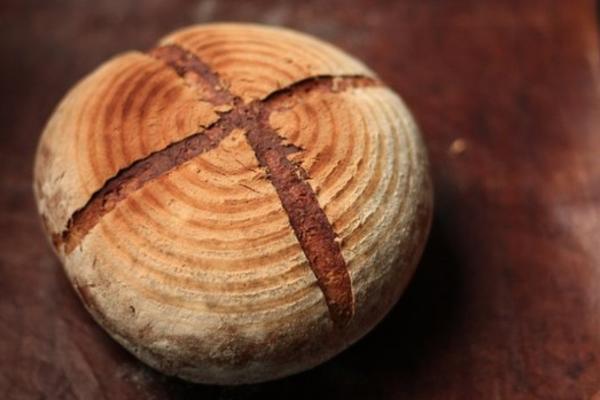 乌龙茶乡村面包