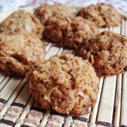 蜂蜜燕麦饼干的做法[图]