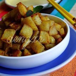 黑胡椒土豆的做法[图]