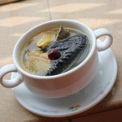 榴莲壳乌鸡汤的做法[图]