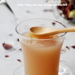 蜂蜜普洱茶冻的做法[图]