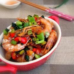 盐酥虾的做法[图]
