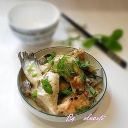 豉汁三文鱼头的做法[图]