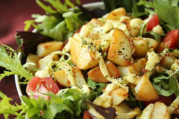煎土豆沙拉