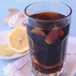 柠檬可乐生姜茶的做法[图]