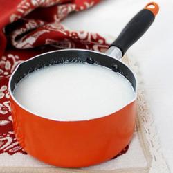 茯苓杏仁奶茶的做法[图]