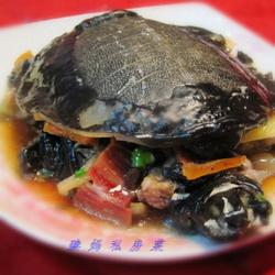 豉汁甲鱼的做法[图]