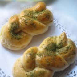海苔奶酪辫子包的做法[图]