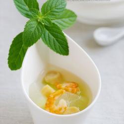 冬瓜鮮貝湯的做法[圖]