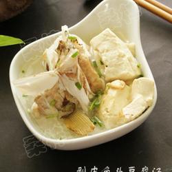 剥皮鱼头豆腐汤的做法[图]